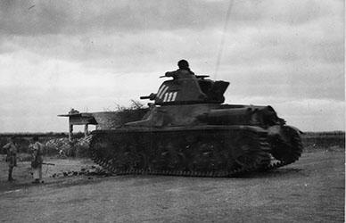 טנק הוצ'קס חטיבה 8